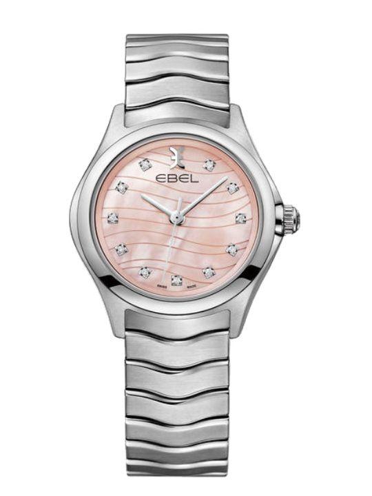 ebel wave lady horloge 1216268a 1
