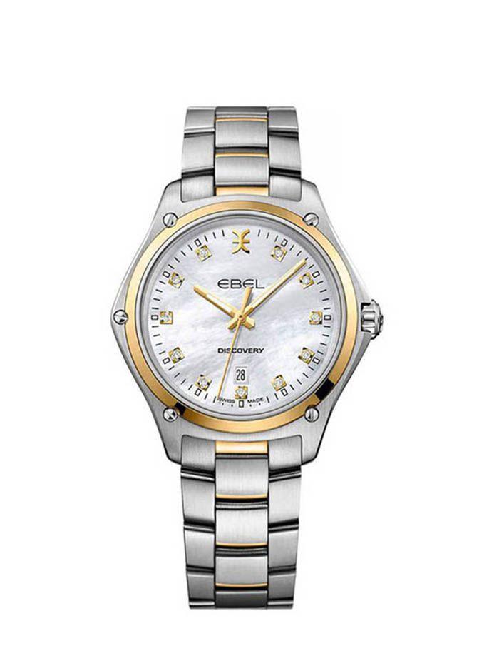 1216498 ebel discovery horloge 1