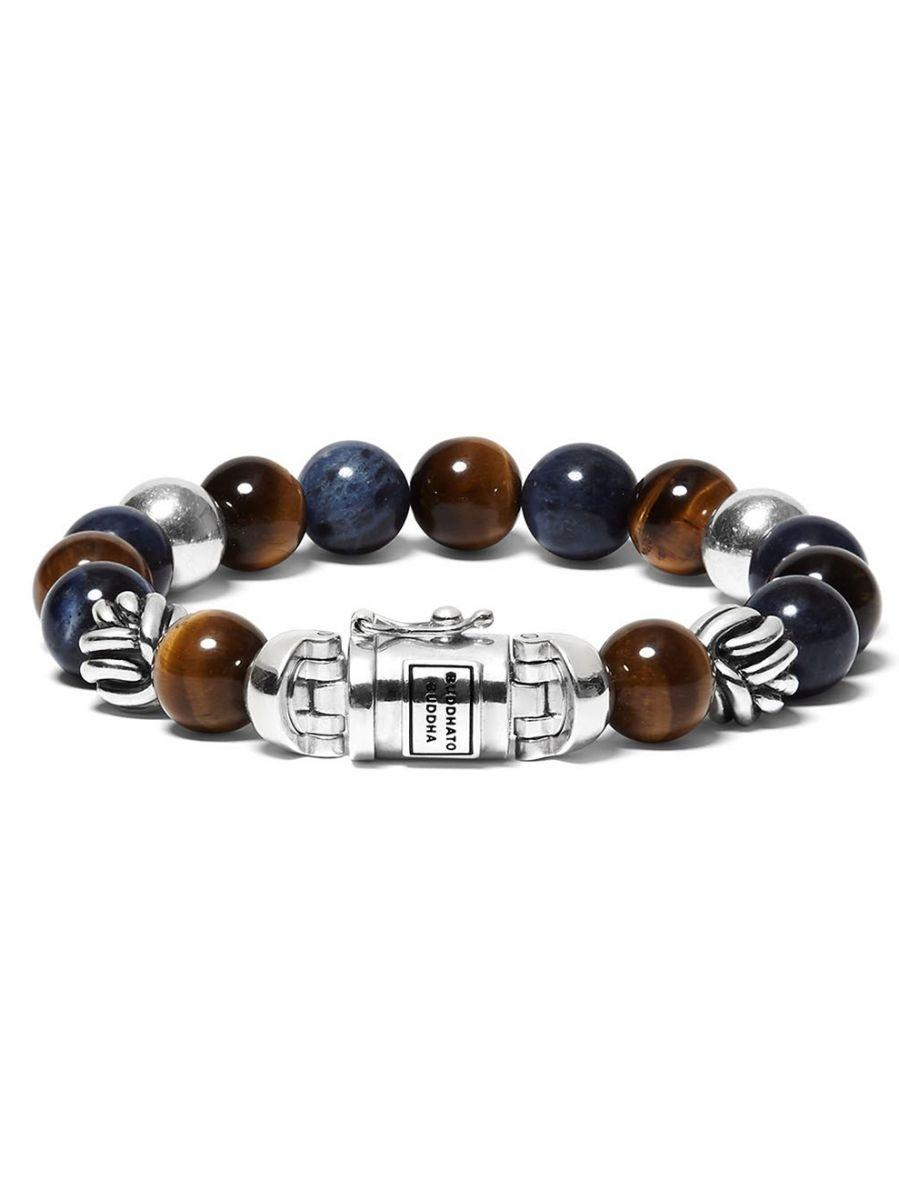 buddha to buddha spirit bead mix sodalite tigereye 188ms
