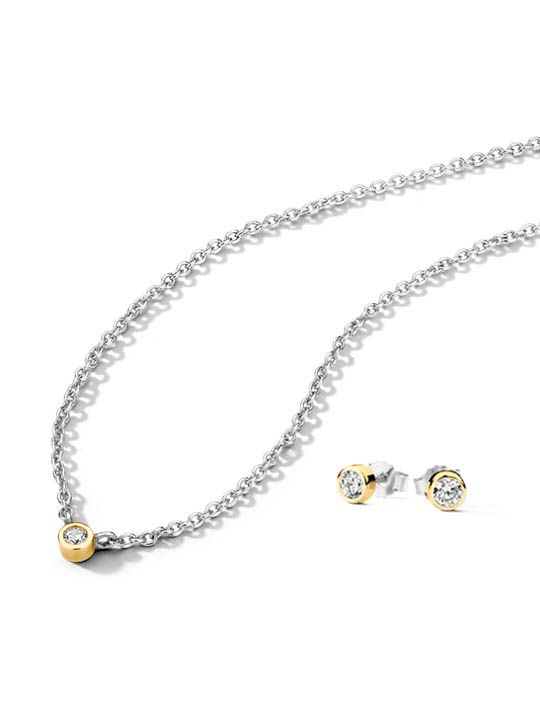 4845zy set collier oorstekers