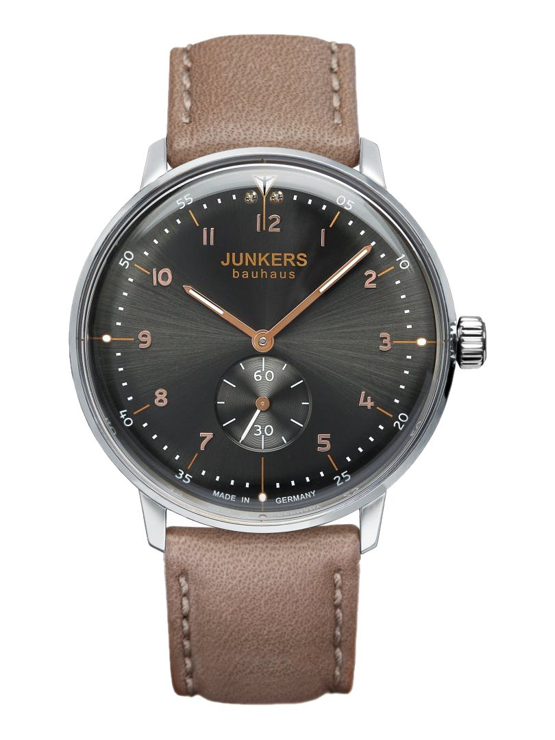 junkers bauhaus lady60352 horloge