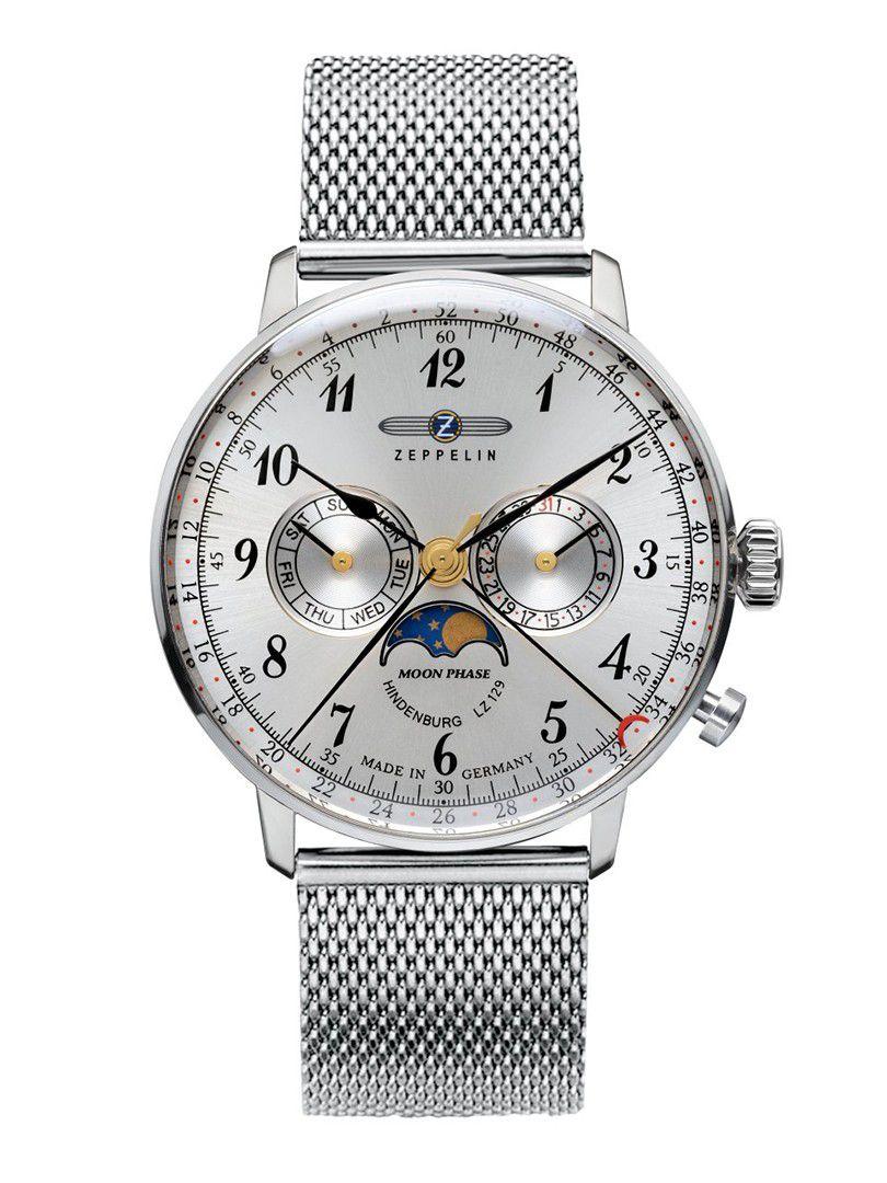 zeppelin lz129 hindenburg moonphase horloge70361