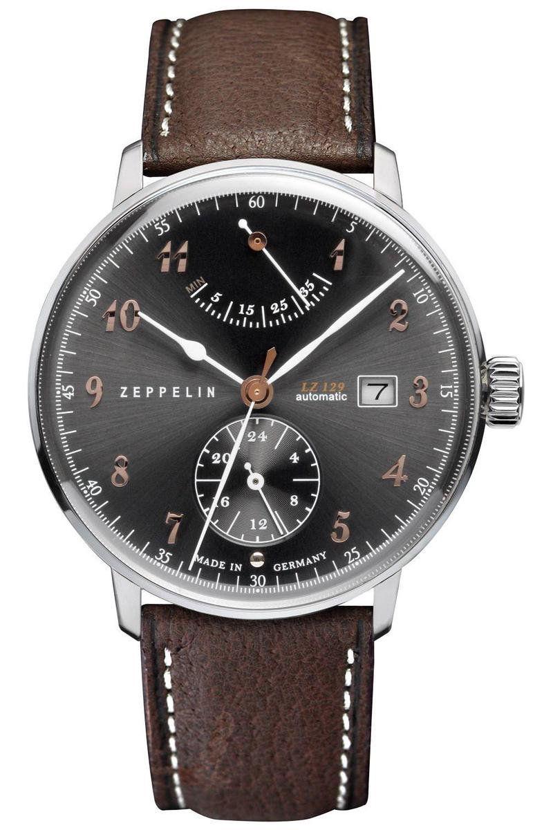 zeppelin lz129hindenburgpower reserve horloge 70622