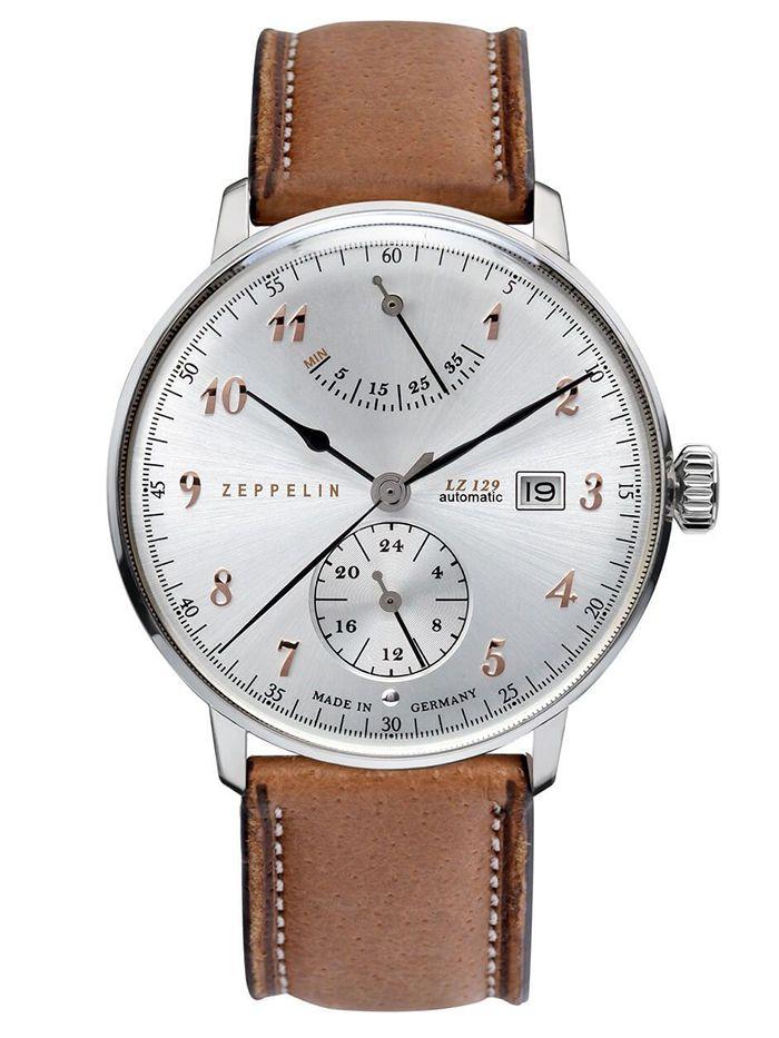 zeppelin lz129hindenburgpower reserve horloge 70625