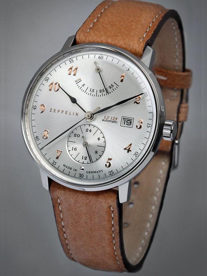 zeppelin lz129hindenburgpower reserve horloge 70625 3
