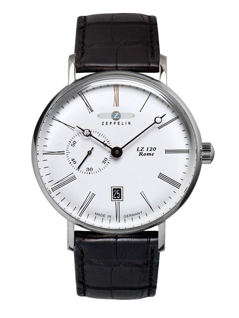 zeppelin lz120 rome automatic horloge71041