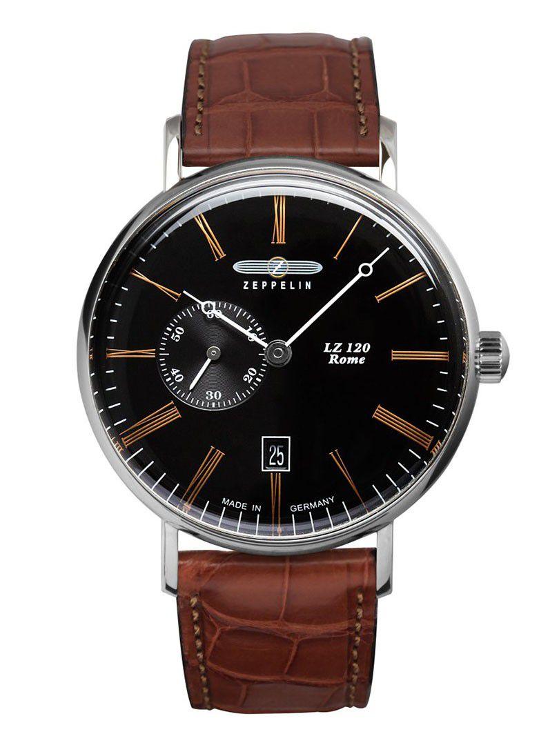 zeppelin lz120 rome automatic horloge71042