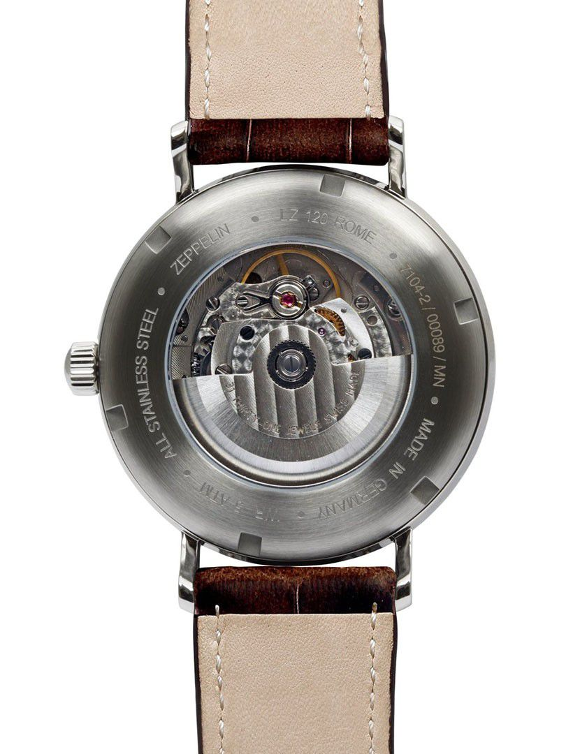zeppelin lz120 rome automatic horloge71042 2