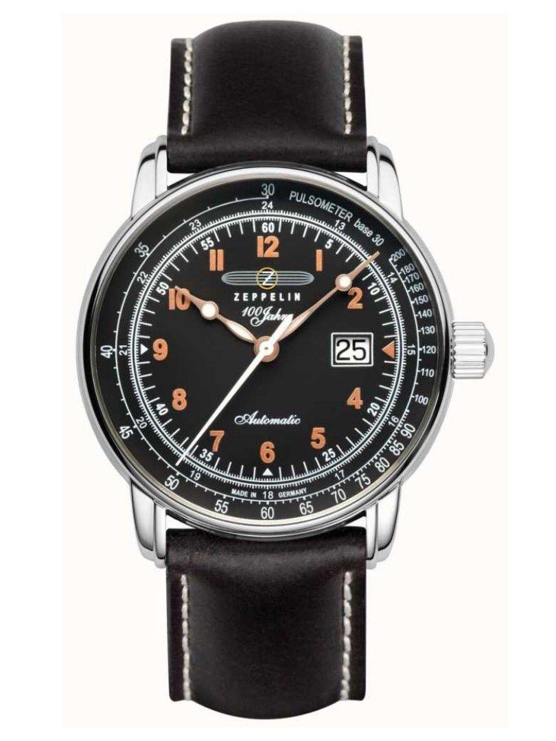 zeppelin100 years automaat horloge76545