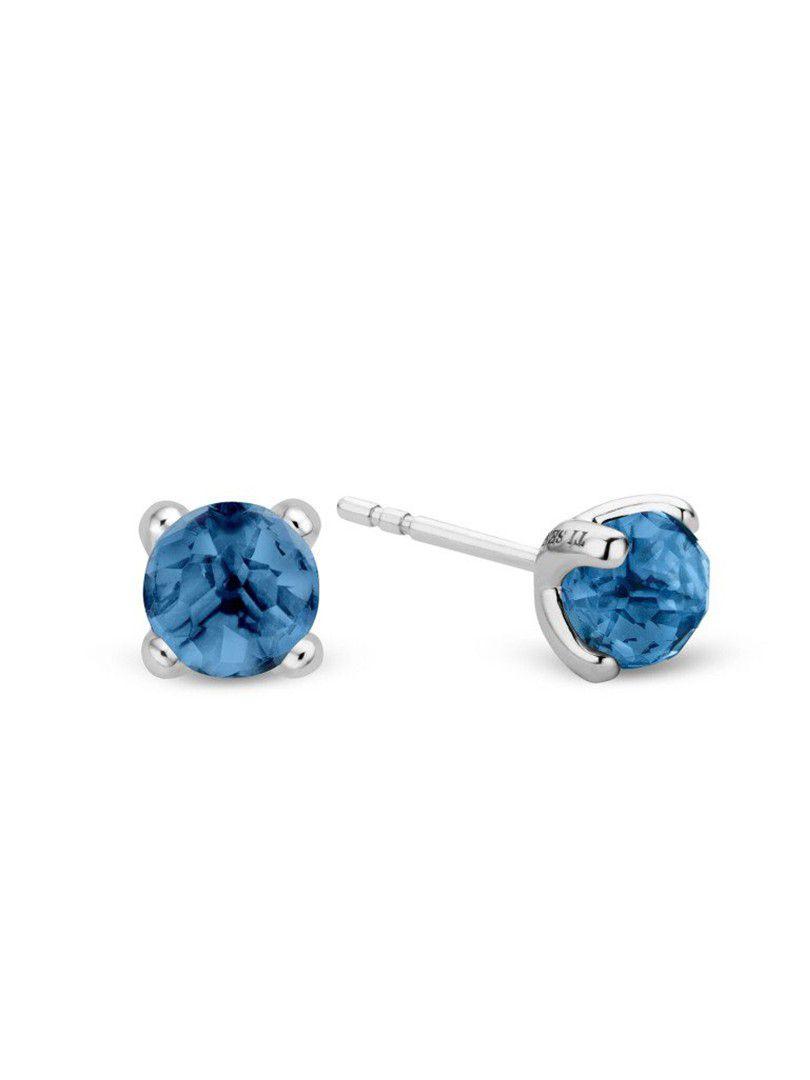 ti sento blauwe oorbellen 7768db