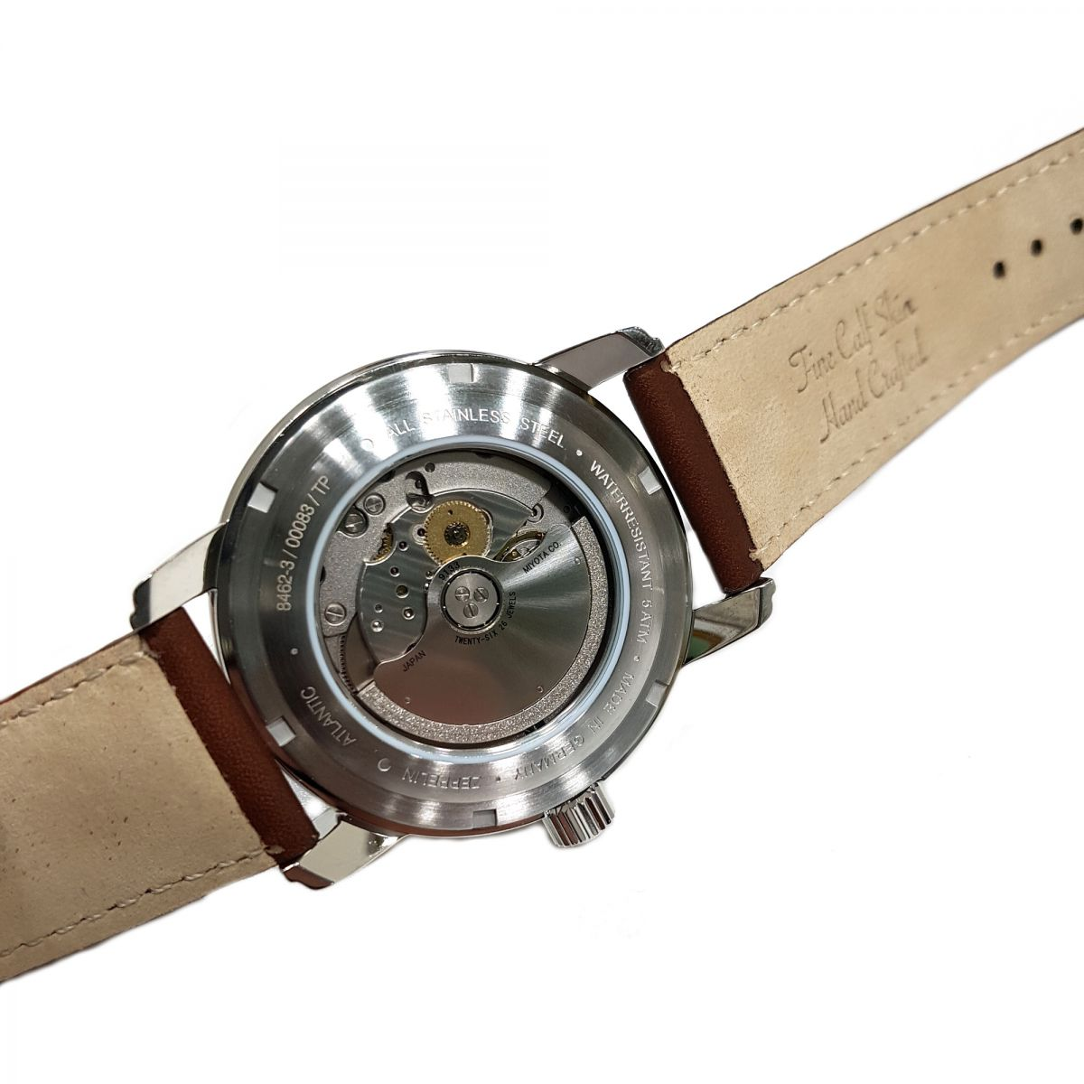 zeppelin atlantic automatic power reserve horloge 84623 3