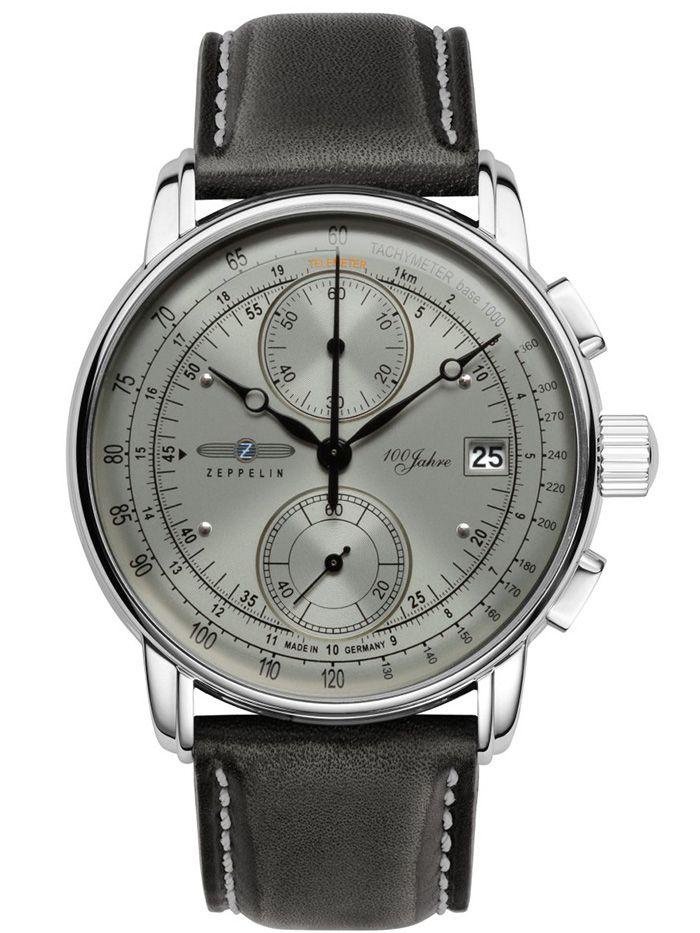 zeppelin 86700 100 years horloge 1
