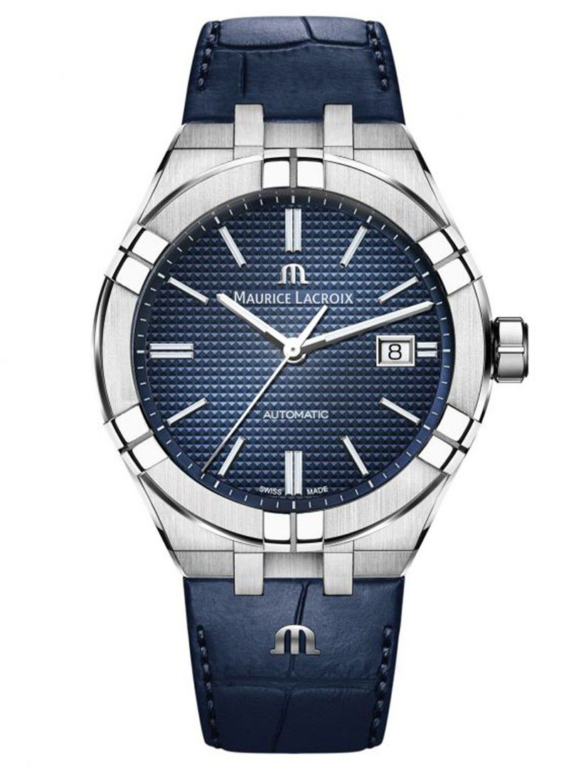 maurice lacroix aikon automatic horloge ai6008ss0014301
