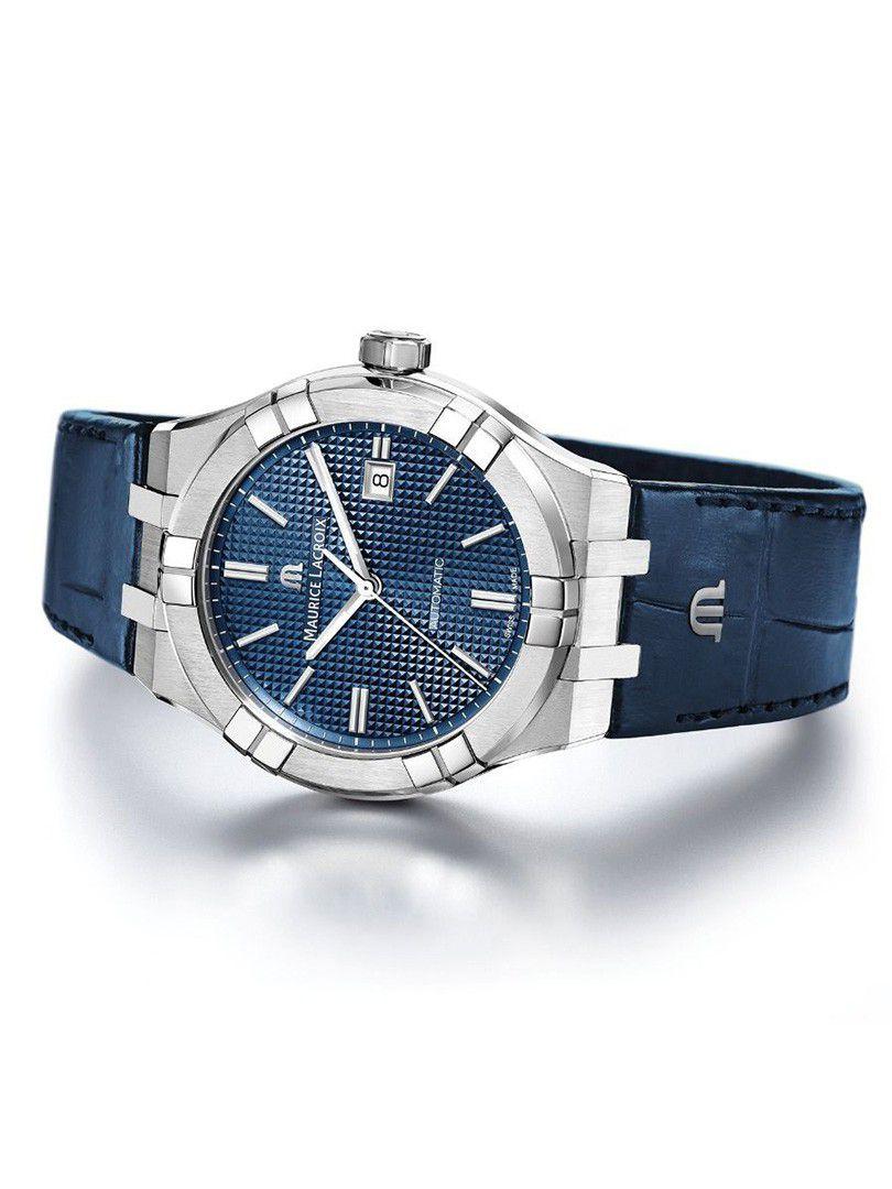 maurice lacroix aikon automatic horloge ai6008ss0014301 2
