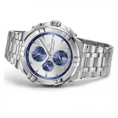 maurice lacroix aikon chronograph ai1018ss0021311 2