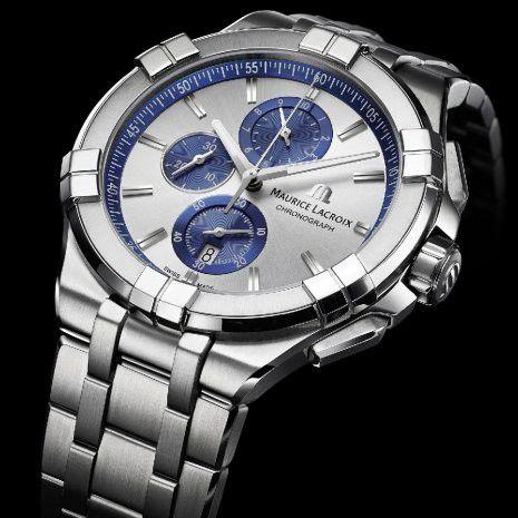 maurice lacroix aikon chronograph ai1018ss0021311 3