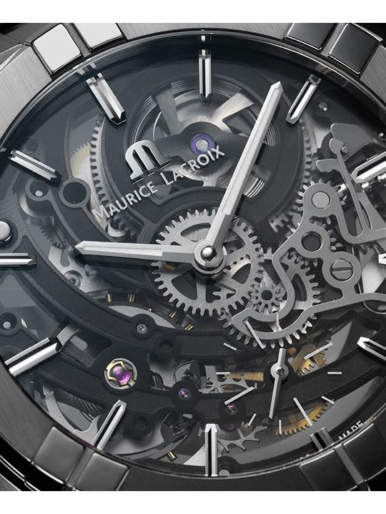 aikon skeleton automatic