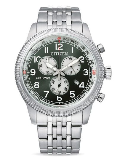 AT2460-89X Chrono Eco- Drive