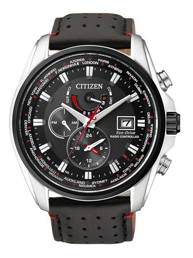 citizen radio controlled horloge 1