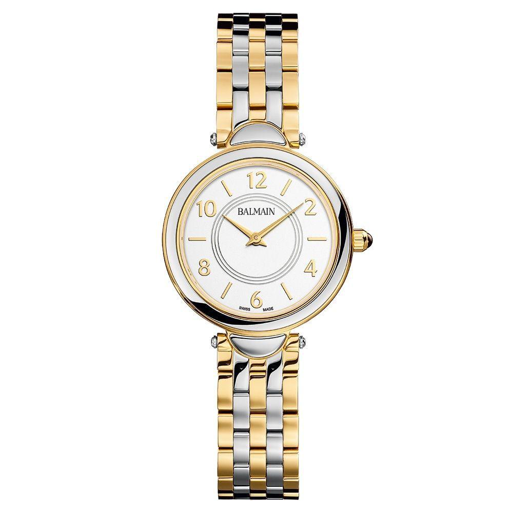 balmain haute elegance bicolor horloge b81523924