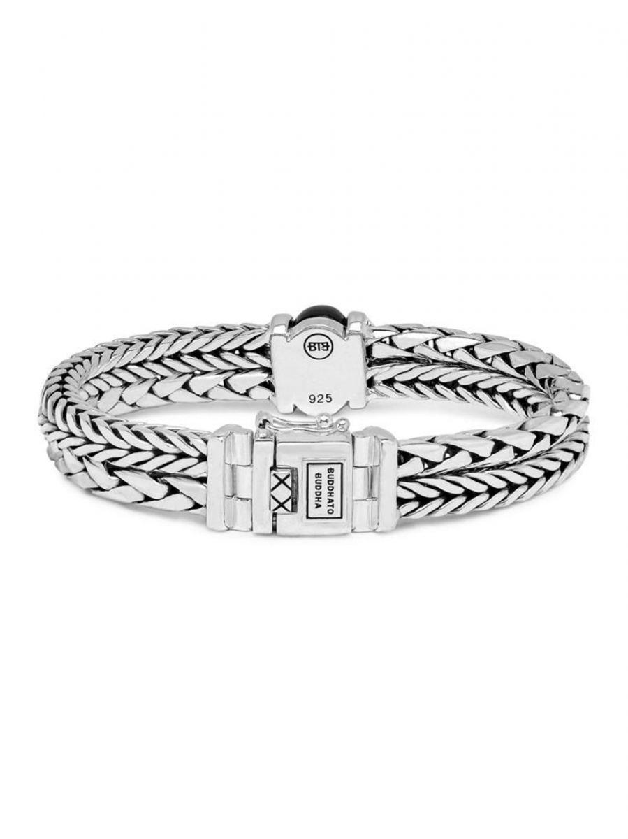 buddha to buddha barbara george onyx armband 105 4