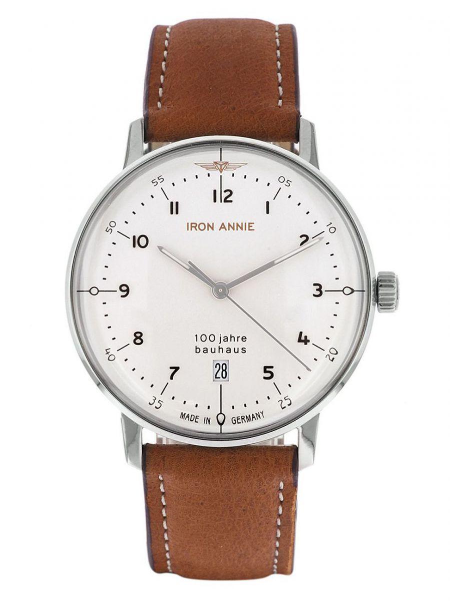 iron annie bauhaus50461 horloge