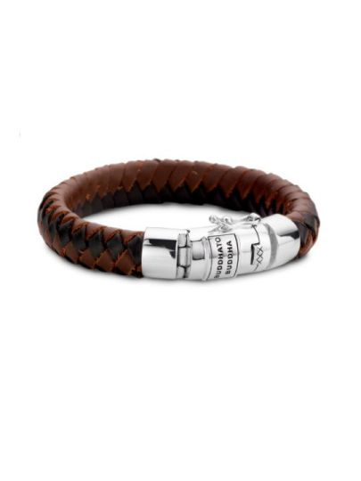Ben Black & Brown armband
