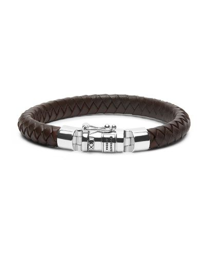 Ben Small Brown Leather armband