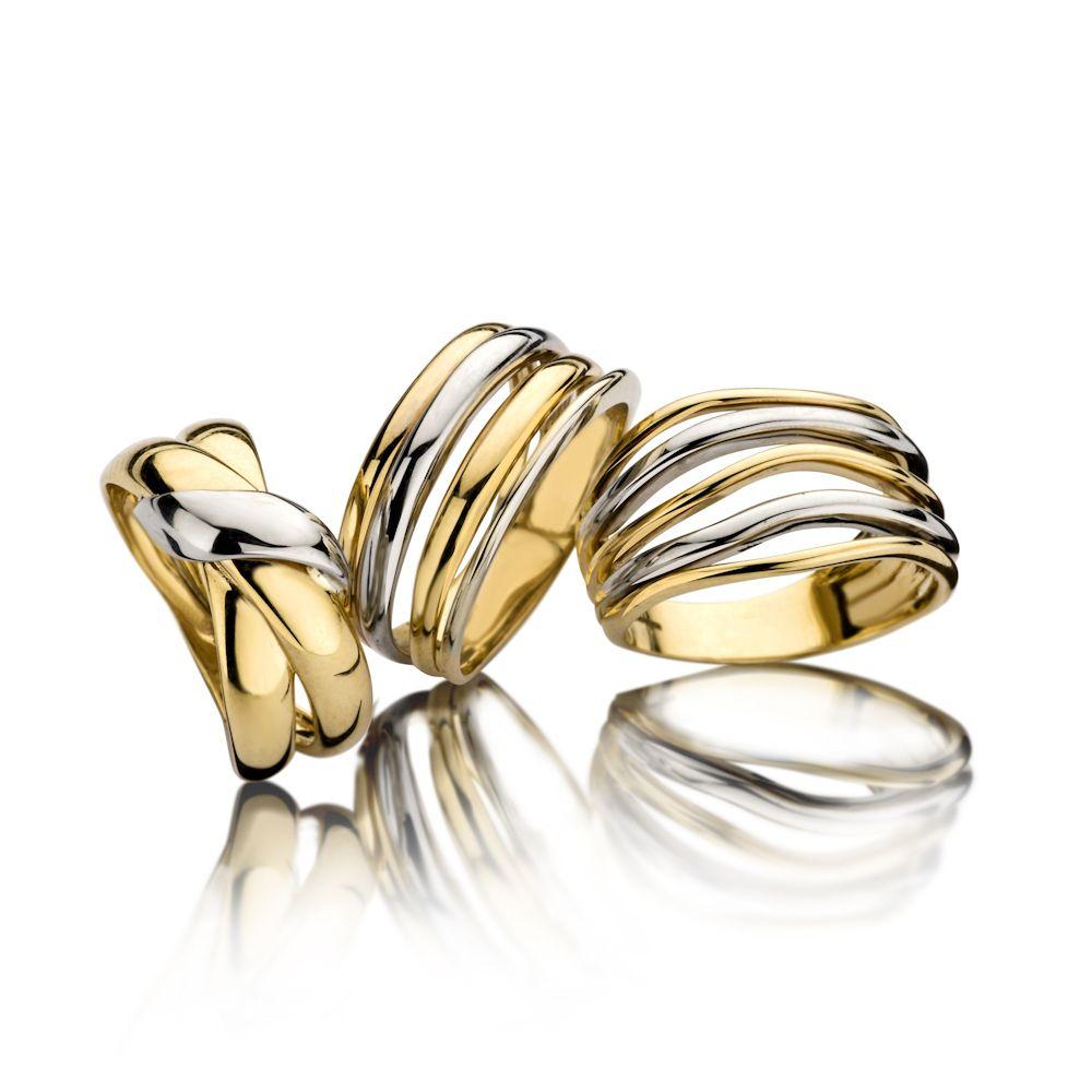 bicolor gouden ring 2