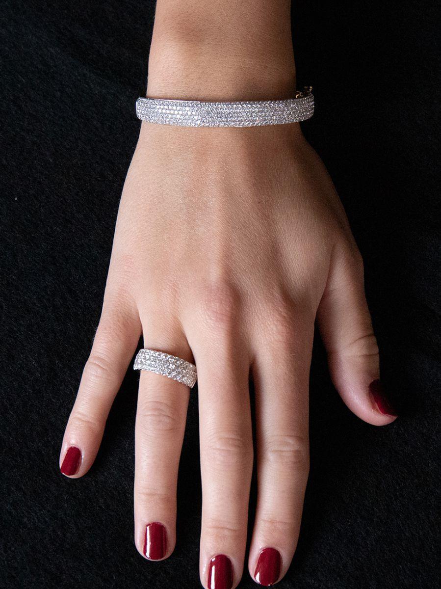 bicolor pav ring briljant172crt