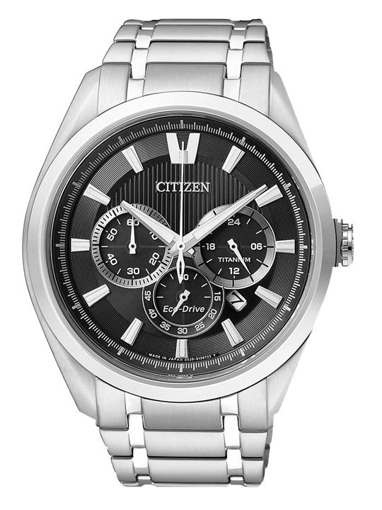 citizen super titanium horloge 1