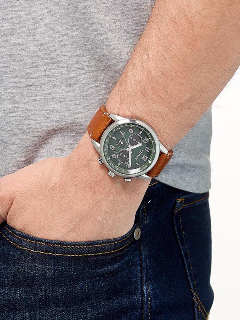 citizen chronograaf horloge 4