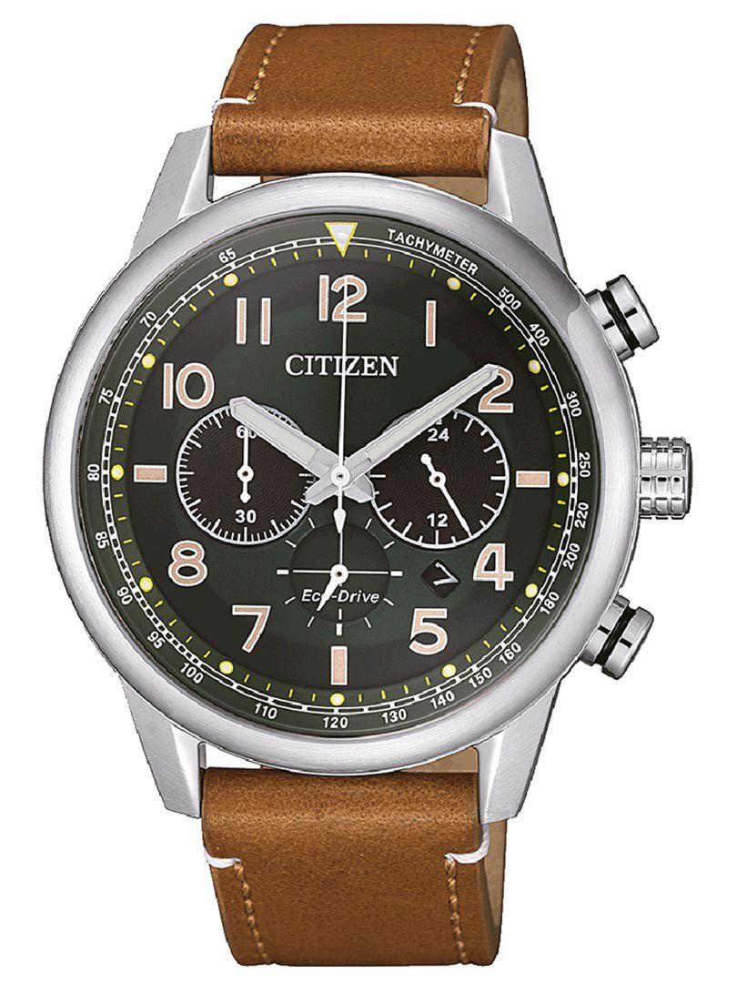 citizen chronograaf horloge 1