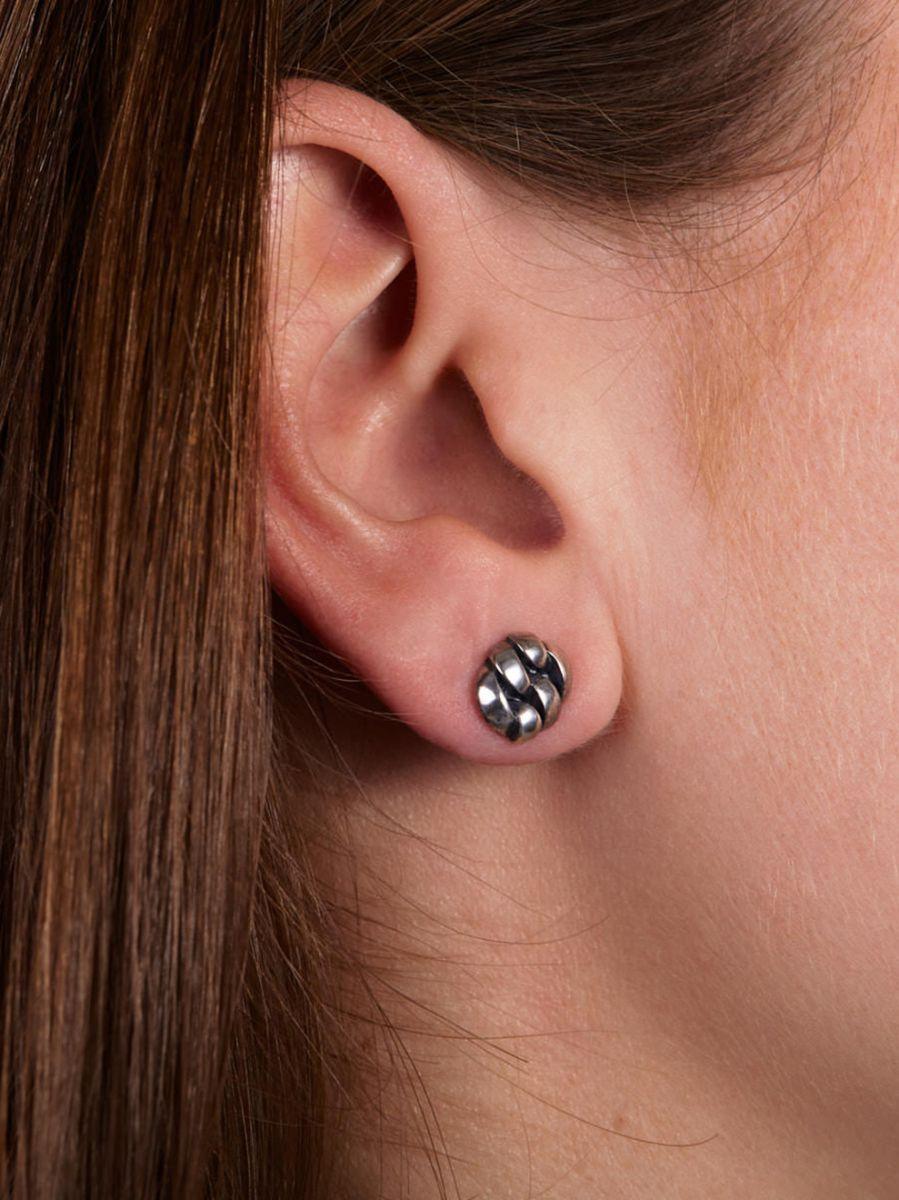 buddha to buddha chain earstuds 481