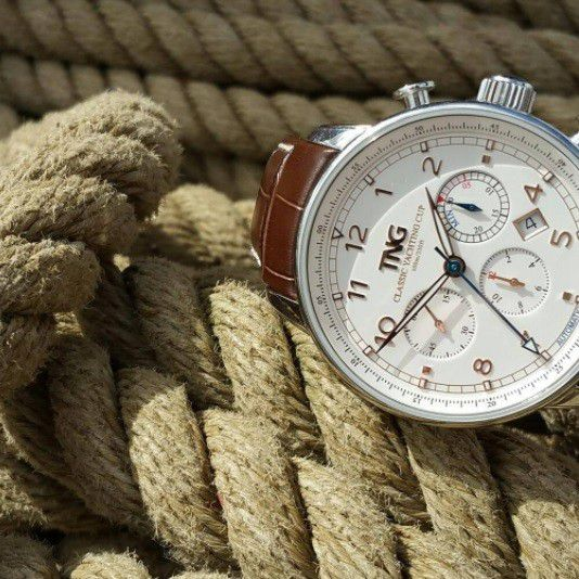 tng classic yachting cup automatic horloge tng1015 4