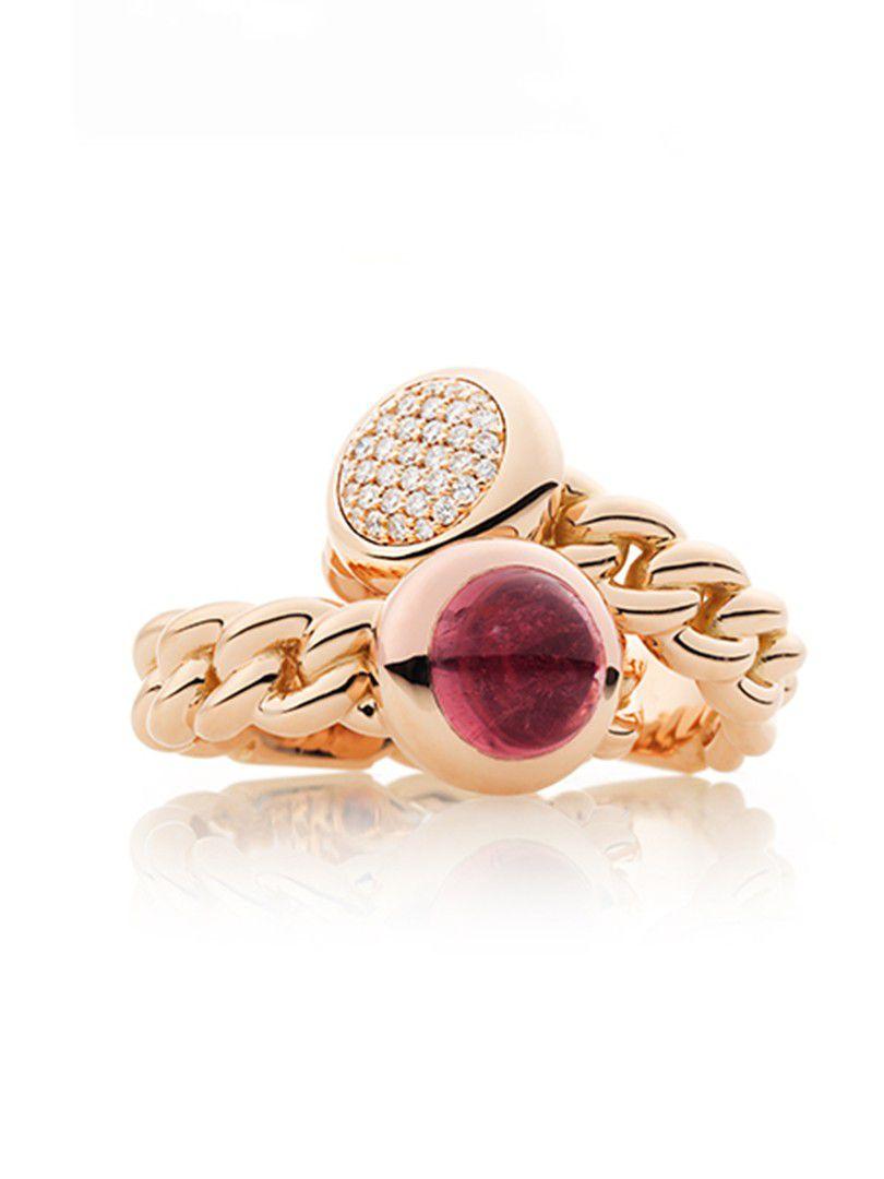 classico ring met briljant 8rr4853br 2