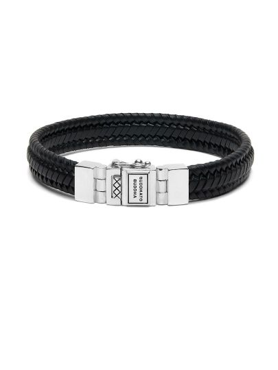 Edwin Small Leather armband