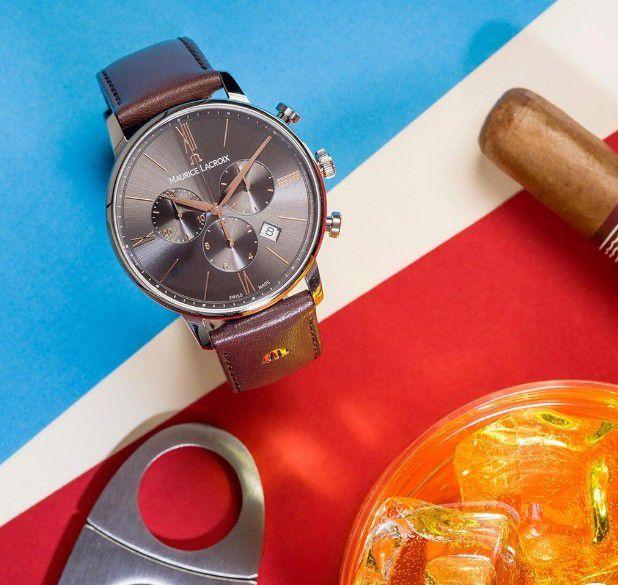 eliros chronograph el1098ss0013111