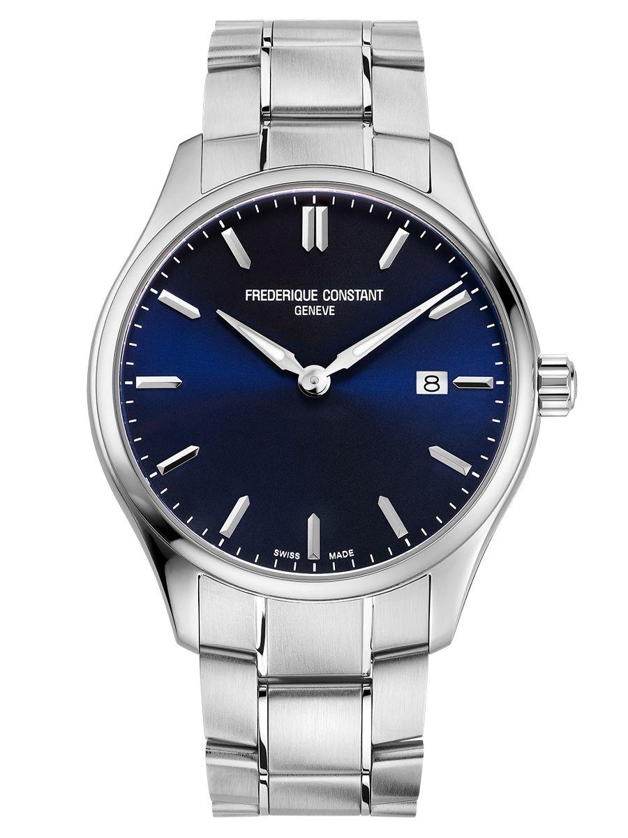 frederique constant classics quartz horloge fc220ns5b6b 1