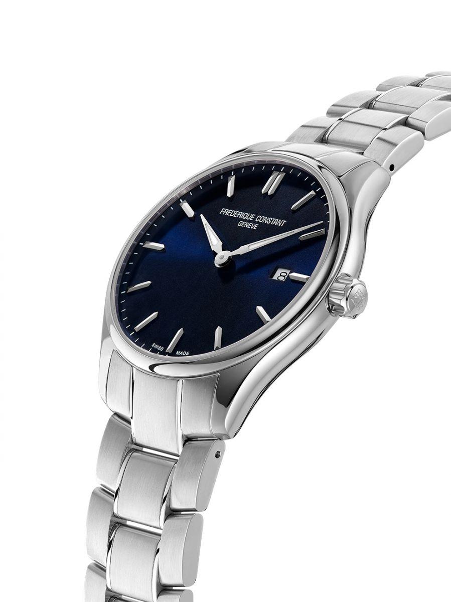 frederique constant classics quartz horloge fc220ns5b6b 2