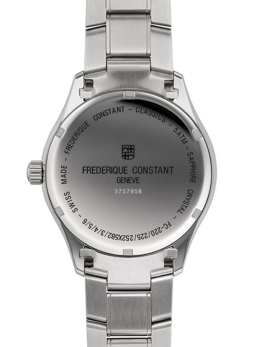 frederique constant classics quartz horloge fc220ns5b6b 3