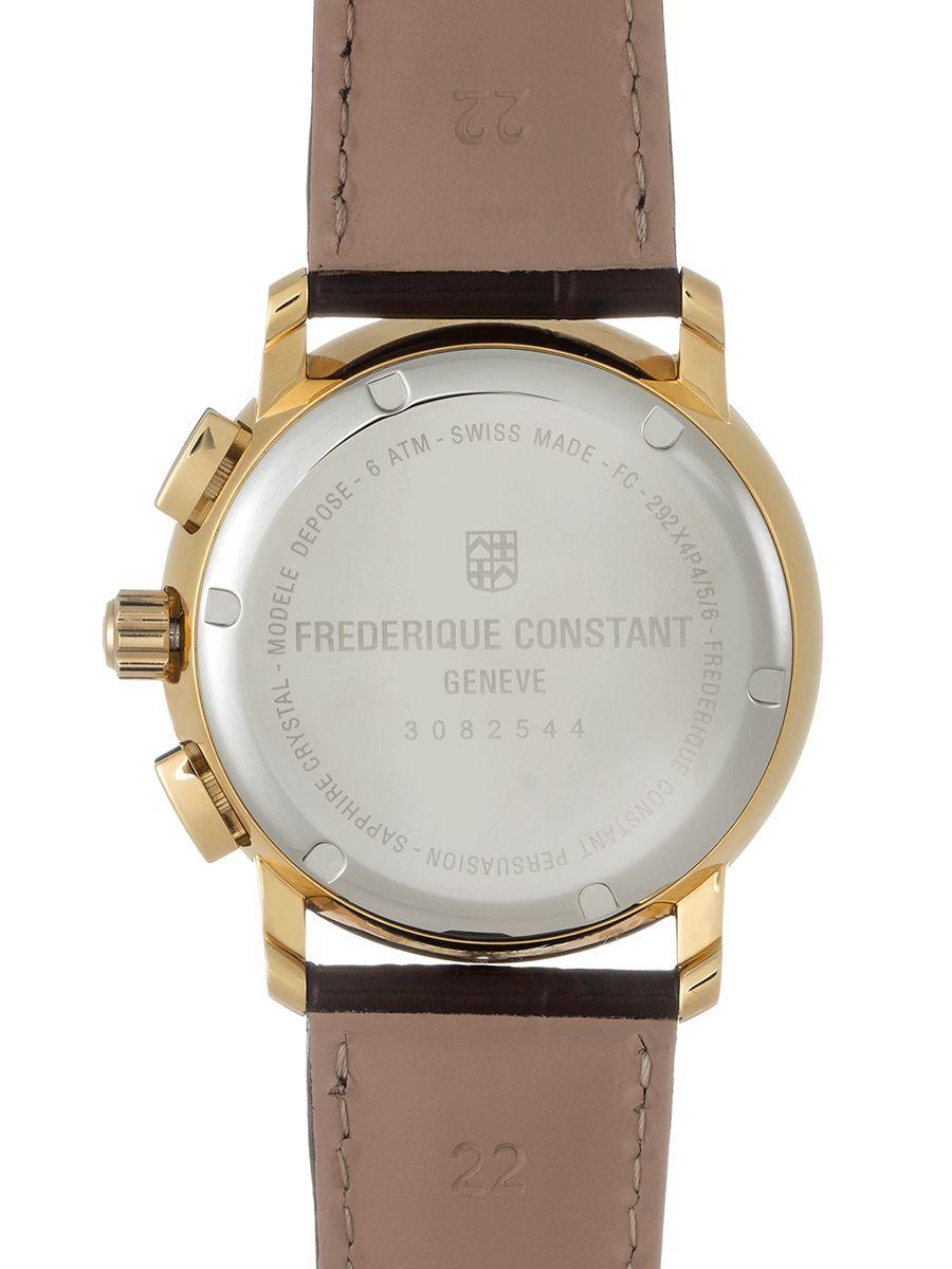 frederique constant classics chronograph horlogefc292mc4p54