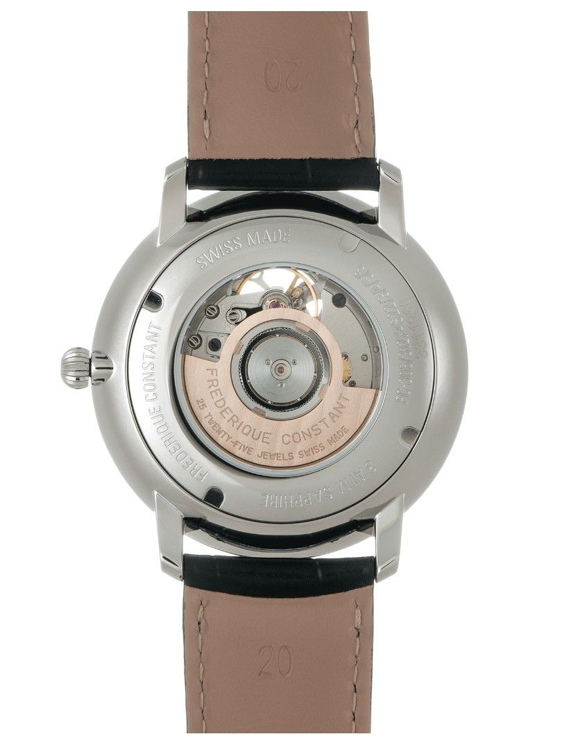 fc312s4s6 frederique constant horloge slimline automatic heart beat 4