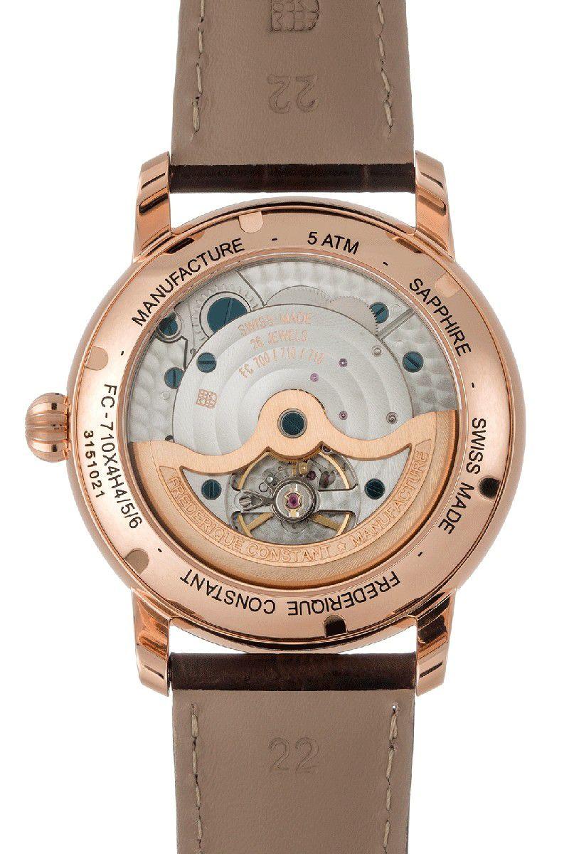 fc710mc4h4 frederique constant classic manufacture herenhorloge