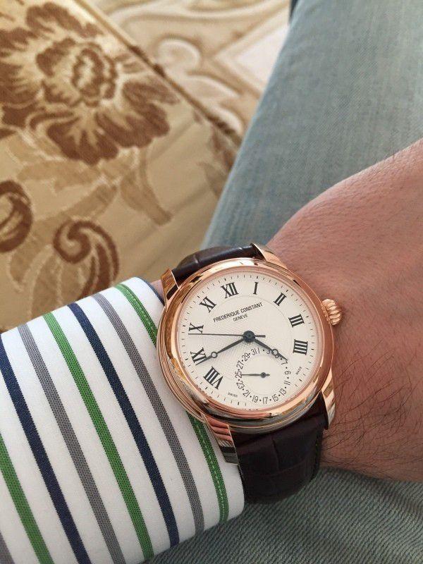 fc710mc4h4 frederique constant classic manufacture horloge 2