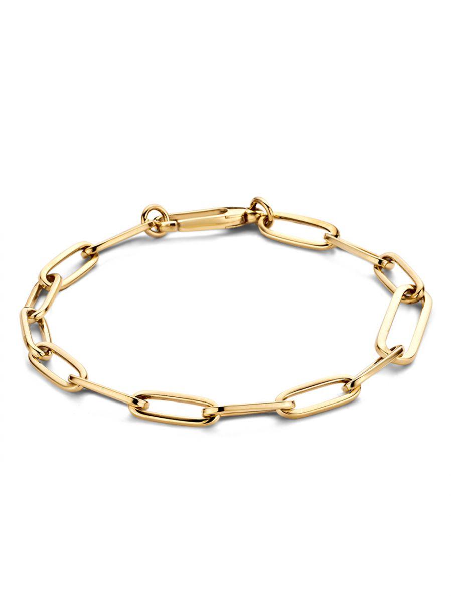 geelgouden closedforever armband