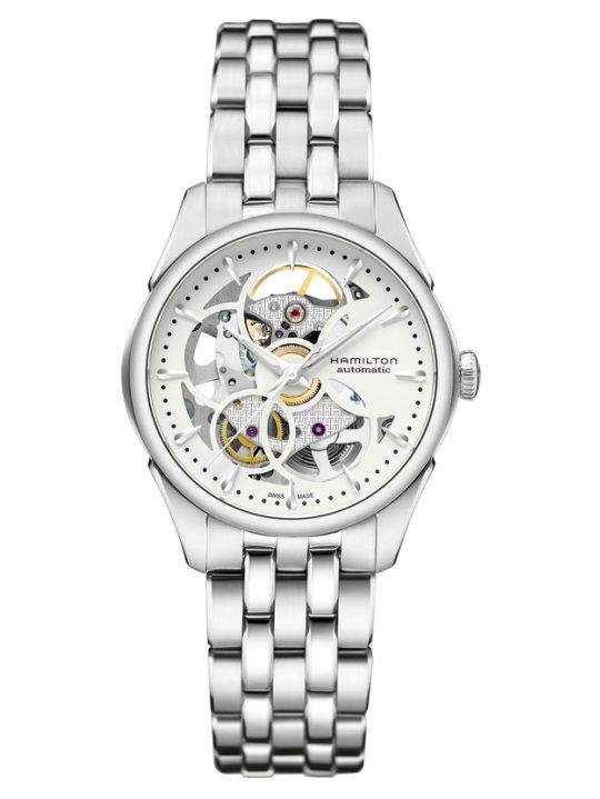 hamilton jazzmaster viewmatic horloge h32405111
