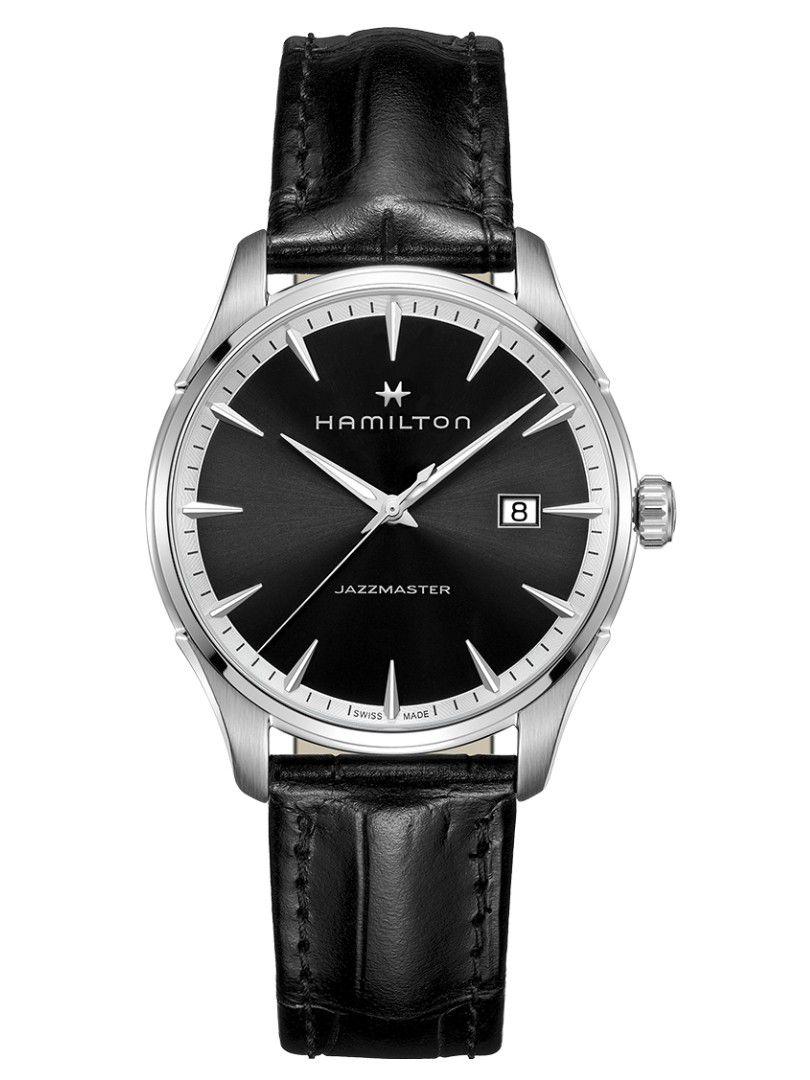 hamilton jazzmaster horloge h32451731