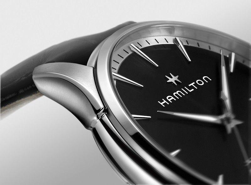 hamilton jazzmaster horloge h32451731 2