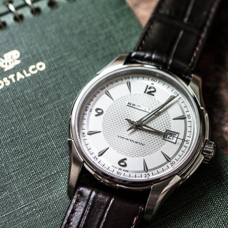 hamilton jazzmaster viewmatic horloge h32515555 6